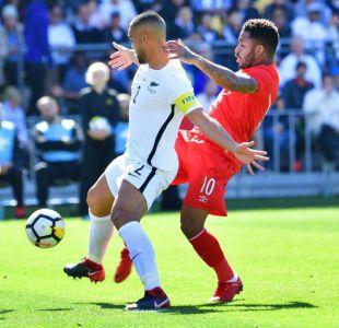 Perú empata con Nueva Zelanda y deja en suspenso clasificación a  Rusia-2018