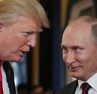"""Putin: las acusaciones de injerencia rusa en EEUU son """"fantasías"""""""