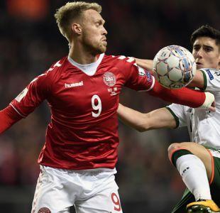 Dinamarca e Irlanda empatan y dejan en suspenso el repechaje para ir a Rusia 2018