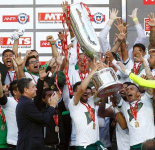 Claudio Bravo felicita a Santiago Wanderers por título de Copa Chile