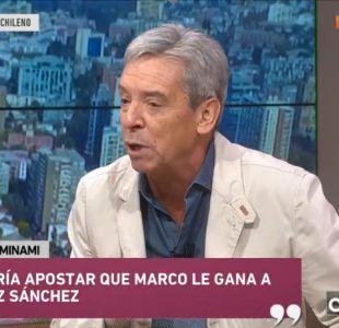 [VIDEO] Carlos Ominami: Votaré con mucha convicción por Marco
