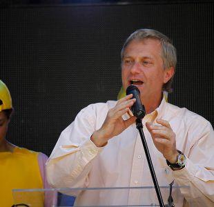 J. A. Kast cerró su campaña electoral con eventual acercamiento a Chile Vamos