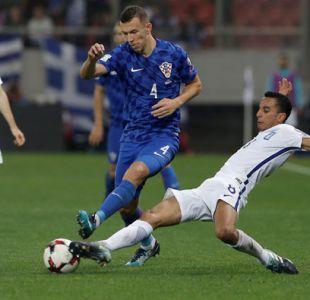 Croacia empata en Grecia y saca pasajes para el Mundial de Rusia