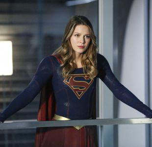 """Melissa Benoist, protagonista de """"Supergirl"""""""