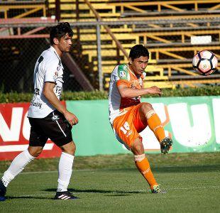 [VIDEO] Goles Primera B fecha 15: Cobresal derrota a Santiago Morning en su visita a La Pintana