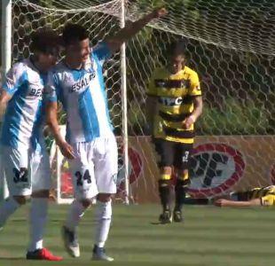 [VIDEO] Goles Primera B fecha 15: Magallanes vence a Coquimbo en San Bernardo