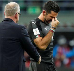 Adiós a la leyenda: Buffon confirma entre lágrimas su retiro del fútbol internacional