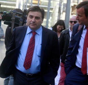 Caso Basura: Olavarría analiza ir al TC ante inhabilitación para ejercer como alcalde