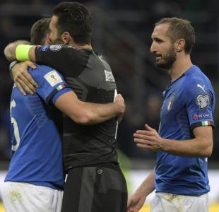 """Prensa italiana estalla contra su selección tras fracaso: """"Apocalipsis, tragedia, catástrofe"""""""