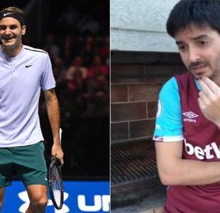 """[VIDEO] Ver Para Creer: Federer señor espectáculo, haka peruano, """"Juan Cassette"""" y más"""