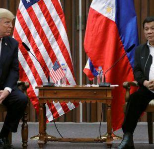 Trump - Duterte