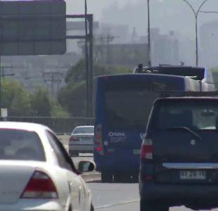 [VIDEO] Al menos cuatro accidentes diarios en Autopista Central