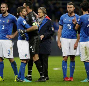 Federación italiana discutirá este miércoles el futuro de la selección