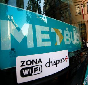 [FOTOS] Con WiFi y aire acondicionado: debutan los primeros buses eléctricos del Transantiago