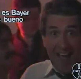 """""""Si es Bayer es bueno"""": la imagen de """"Canitrot"""" que utilizó el Leverkusen para apoyar al equipo"""