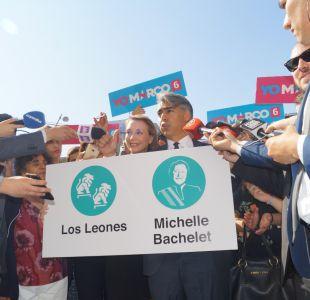 El giro bacheletista de la campaña de Enríquez-Ominami