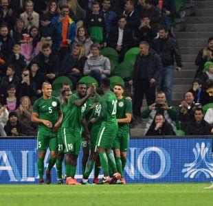 Nigeria le quita el invicto a Sampaoli con Argentina
