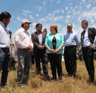 Bachelet alista nueva visita a La Araucanía