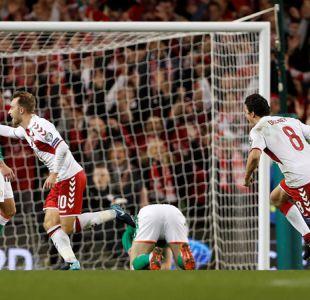 Ya son 30: Dinamarca golea a Irlanda para ser el último clasificado de Europa a Rusia 2018