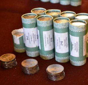 Bolivia emite monedas conmemorativas de la reivindicación marítima