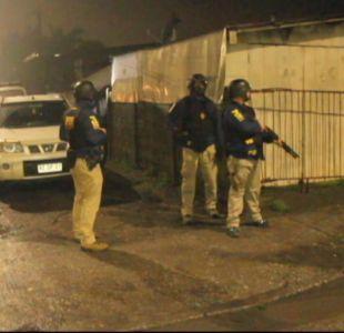 [VIDEO] Homicidios por droga en Lota y Coronel