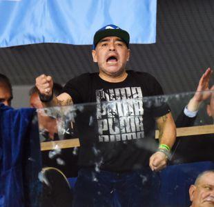 Diego Maradona se candidatea para reemplazar a Sampaoli tras derrota de Argentina