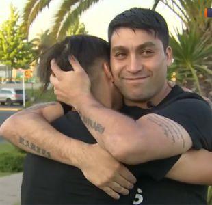[VIDEO] El renacer de Luis Núñez en libertad tras más de cuatro años en prisión