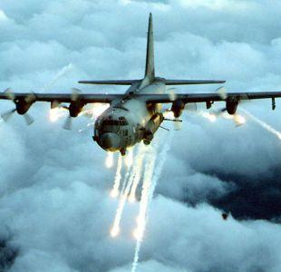 Imagen de un videojuego que Rusia utilizó para acusar a EE.UU. de apoyar a Estado Islámico