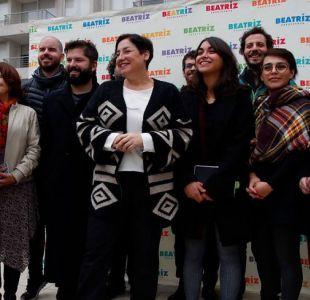 Diputada de Podemos de España envía apoyo a Frente Amplio