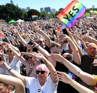Australia vota a favor de matrimonio gay en consulta popular