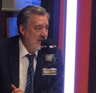 Guillier dice que no negociará en segunda vuelta: Los políticos conversarán si se quieren integrar