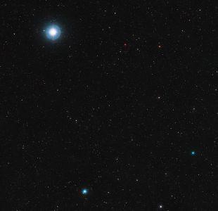 Desde Chile descubren un nuevo planeta capaz de albergar vida