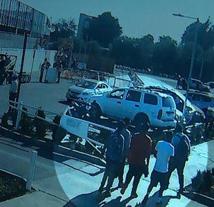 [VIDEO] Banda asaltaba a mujeres en estacionamientos