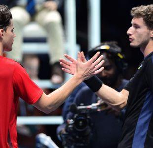 Pablo Carreño debuta en el Masters de Londres con derrota ante Thiem