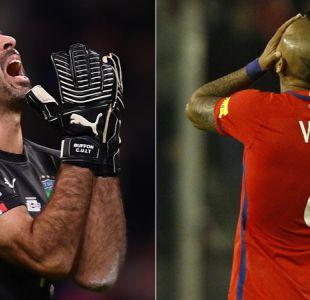 [VIDEO] De Buffon a Vidal: Las estrellas que se quedaron sin Copa del Mundo