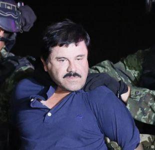 Detienen en Argentina a banda vinculada con el Chapo Guzmán