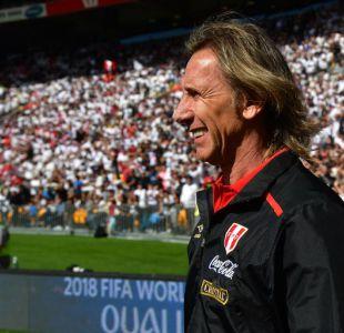 Ricardo Gareca confirma su continuidad en la Selección de Perú