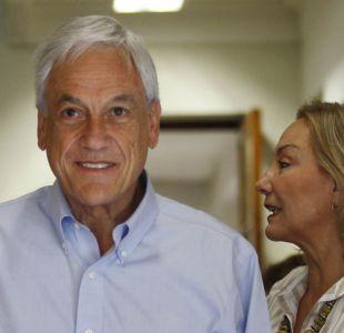 Piñera pide que Bachelet visite a familiares de los Luchsinger