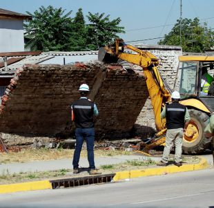 Muro de La Legua