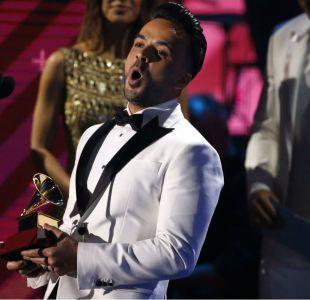 Despacito arrasa en el Grammy Latino en una noche que tuvo a Mon Laferte como protagonista