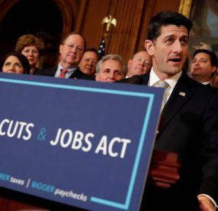 Cámara de Representantes aprueba la propuesta de reforma fiscal de Donald Trump