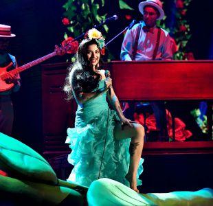 Don Francisco felicita a Mon Laferte por su Grammy Latino