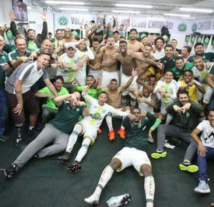 Casi un año después de la tragedia Chapecoense asegura permanencia en Serie A brasileña