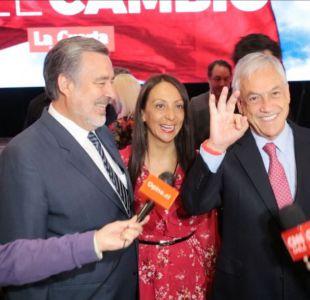 Piñera y Guillier se encuentran a sólo días de la elección