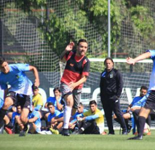 O'Higgins vence a Colo Colo en amistosos disputados en el Estadio Monumental