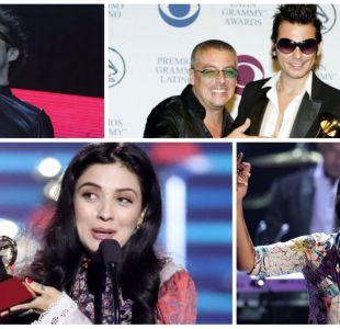 Mon Laferte rompe cuatro años de sequía de los chilenos en el Grammy Latino