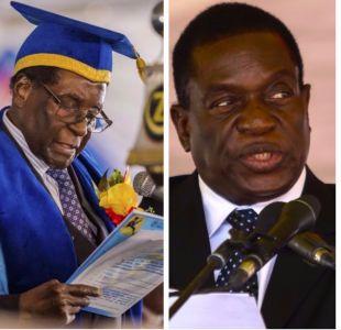 El vicepresidente cesado de Zimbabue regresa al país y Mugabe se aferra al poder