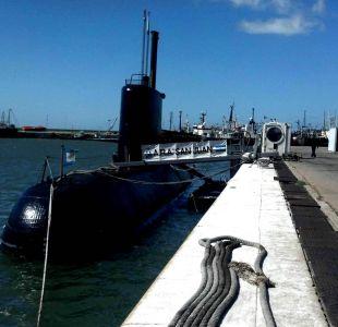 Argentina prepara eventual rescate del submarino de lo profundo del Atlántico