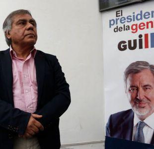 Juan Andrés Lagos sale como jefe de comunicaciones de Guillier y PC advierte el golpe