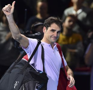 Sorpresa en el Masters de Londres: Goffin elimina a Roger Federer en semifinales